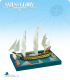 Sails of Glory: HMS Agamemnon - 1781 (British) Ship Pack