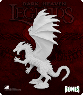 Dark Heaven Legends Bones: Deathsleet, Frost Dragon