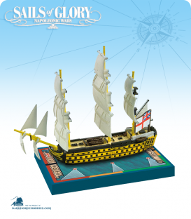 Sails of Glory: HMS Victory 1765 (1805) Ship Pack