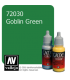 Vallejo Game Color: Acrylic Paint - Goblin Green (17ml)