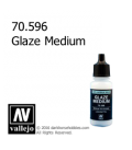Vallejo Game Color: Acrylic Paint - Glaze Medium (17ml)