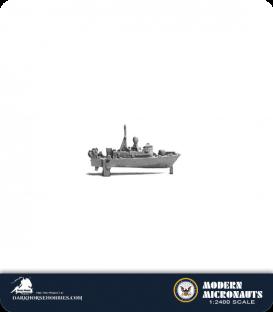Modern Micronauts (US Navy): PHM-1 Pegasus
