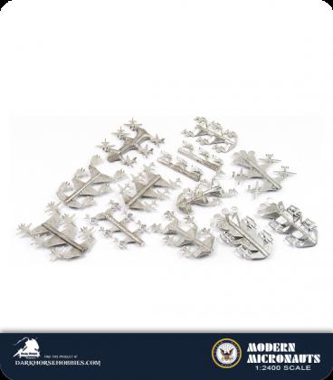 Modern Micronauts (US Navy): Carrier Aircraft - Modern US