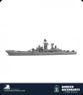 Modern Micronauts (Russian Navy): CBGN Kirov