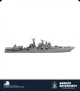 Modern Micronauts (Russian Navy): DDG Udaloy