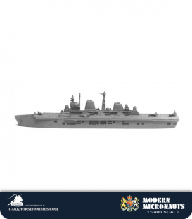 Modern Micronauts (British Navy): CVL Invincible