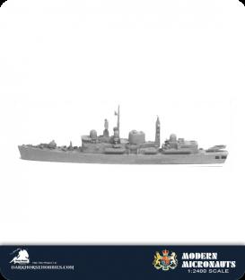 Modern Micronauts (British Navy): DDG Sheffield