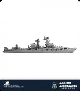 Modern Micronauts (Russian Navy): CG Slava