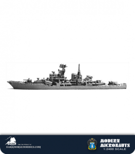 Modern Micronauts (Russian Navy): DDG Sovremenny