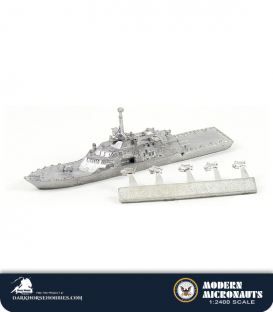 Modern Micronauts (US Navy): LCS-1 Freedom