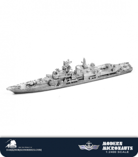 Modern Micronauts (Chinese Navy): Taizhou Project 956EM Destroyer