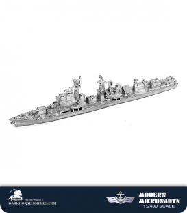 Modern Micronauts (Chinese Navy): Luda IV (Type 051DT) Class Missile Destroyer