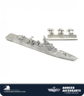 Modern Micronauts (Chinese Navy): Luyang III (Type 052D) Destroyer