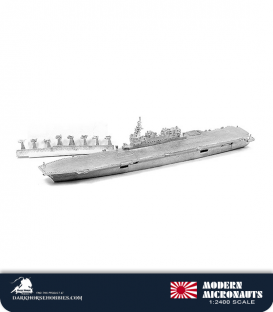 Modern Micronauts (Japanese Navy): DDH-183 Izumo Class Helicopter Destroyer