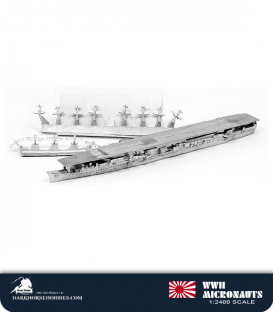 Japan WWII Micronauts: CVL Ryuho Aircraft Carrier
