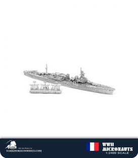 France WWII Micronauts: CL Duguay-Trouin Class Light Cruiser