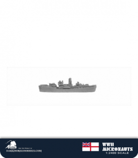 United Kingdom WWII Micronauts: FFL Flower Class ASW Corvette(s)