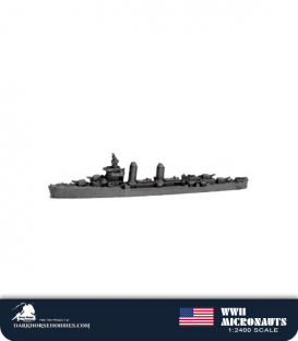 United States WWII Micronauts: DD Gleaves Class Destroyer(s)
