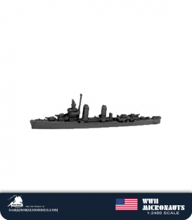 United States WWII Micronauts: DD Benson Class Destroyer(s)