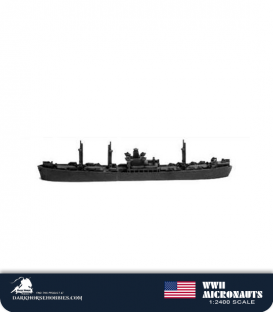 United States WWII Micronauts: Liberty Merchant Ship