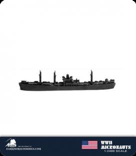 United States WWII Micronauts: Liberty Merchant Ship