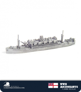 United Kingdom WWII Micronauts: MV Circassia Merchant Vessel