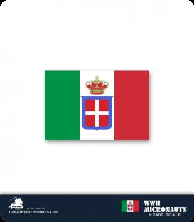 Italian WWII Micronauts: BB Caio Duilio Battleship