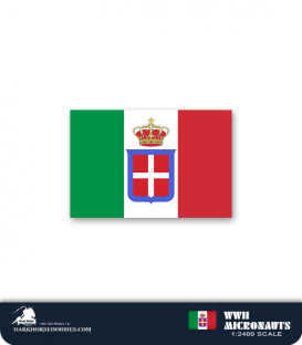 Italian WWII Micronauts: BB Littorio