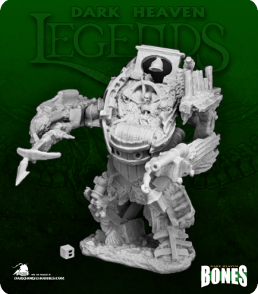 Dark Heaven Legends Bones: Shipwreck Revenant