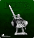 Dark Heaven Legends: Knight Templar with 2-Handed Sword