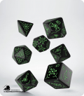 Ingress Polyhedral Dice Set: Enlightened
