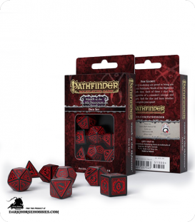 Pathfinder: Wrath of the Righteous Polyhedral Dice Set