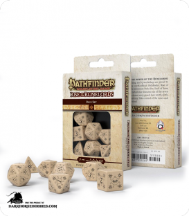 Pathfinder: Rise of the Runelords Polyhedral Dice Set