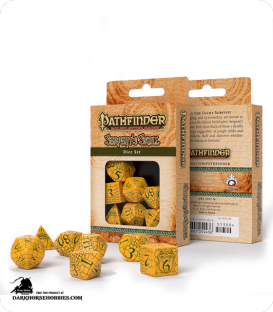 Pathfinder: Serpent's Skull Polyhedral Dice Set