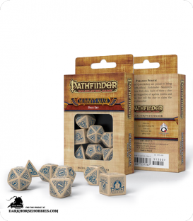 Pathfinder: Mummy's Mask Polyhedral Dice Set