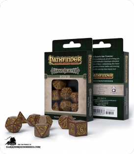 Pathfinder: Giantslayer Polyhedral Dice Set