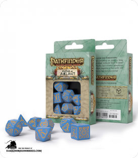 Pathfinder: Ruins of Azlant Polyhedral Dice Set