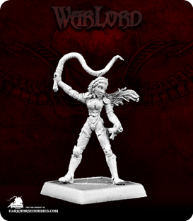 Warlord: Overlords - Ophelia, Daughter of the Whip