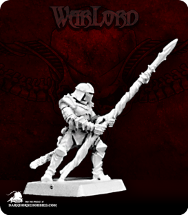 Warlord: Overlords - Spearman Grunt