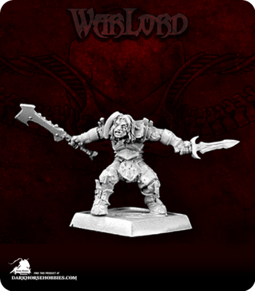 Warlord: Overlords - Soriel, Pit Fighter Hero
