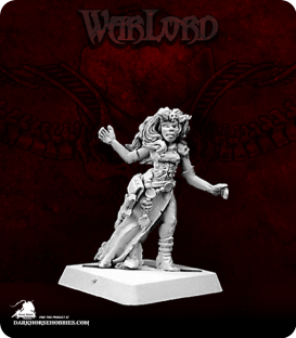 Warlord: Overlords - Taletia, Mage