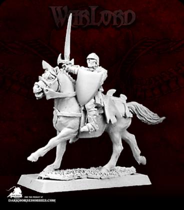 Warlord: Overlords - Onyx Zephyr, Mounted Adept