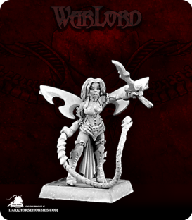 Warlord: Overlords - Marquise Zora D'Arengo, Warlord