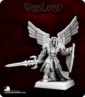 Warlord: Overlords - General Matisse, Warlord