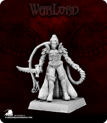 Warlord: Overlords - Lorena of the Whip, Sergeant