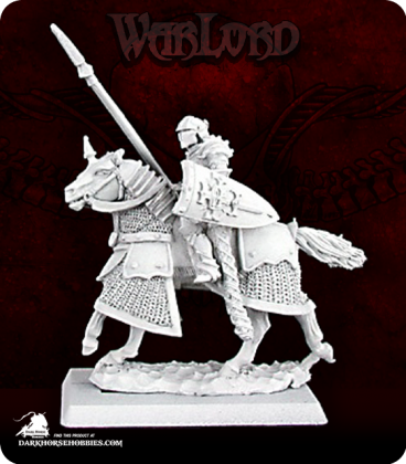 Warlord: Overlords - Onyx Chevalier, Mounted Solo