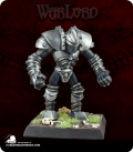Warlord: Overlords - Onyx Golem (painted by Chris Smith)