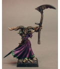 Warlord: Overlords - Ashkrypt, Lichlord Warlord (painted by Alex Glocka)