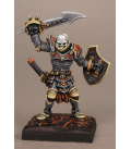 Warlord: Overlords - Iks, Wight Taskmaster Sergeant (painted by Jason Glocka)