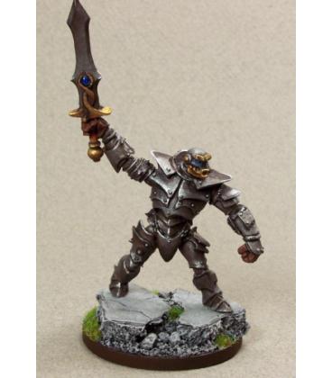 Dark Heaven Legends: Battleguard Golem (painted by Mike Becker aka Psyberwolfe)